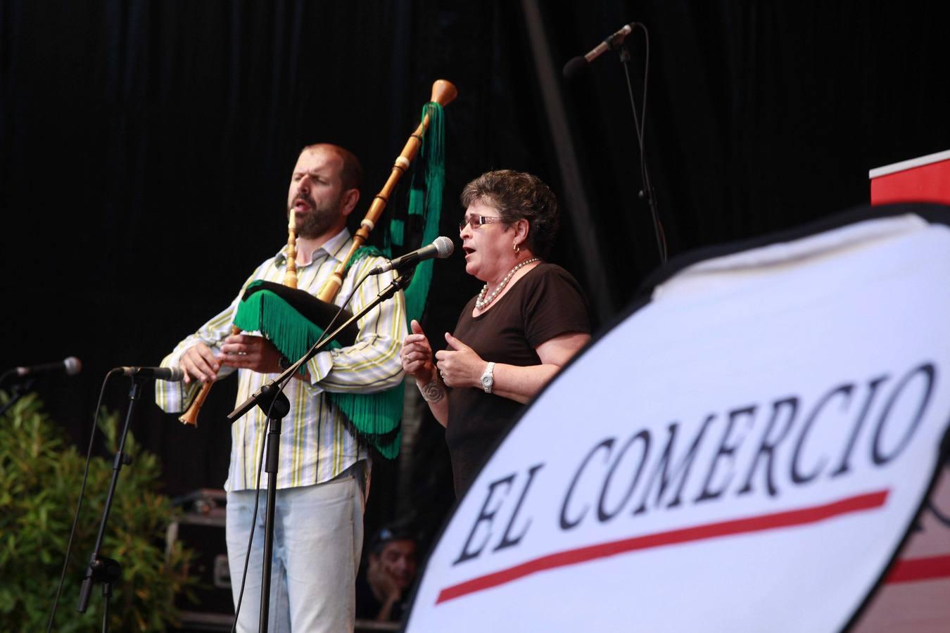 Concurso de canción asturiana del Arcu Atlánticu