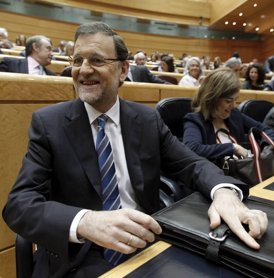 Comparecencia de Rajoy por el caso Bárcenas