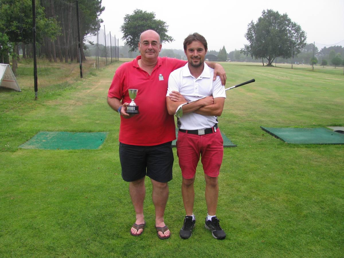 XVII Trofeo de Golf EL COMERCIO: Cierro Grande (Rapalcuarto - Tapia)