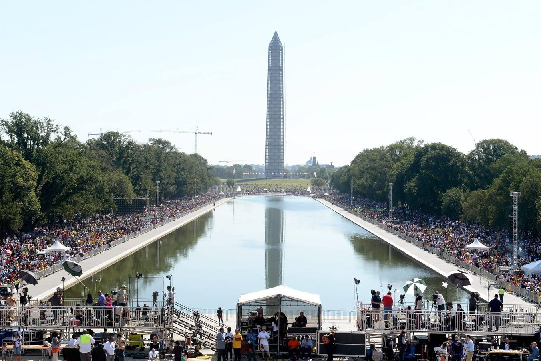 EE UU conmemora el sueño de Luther King