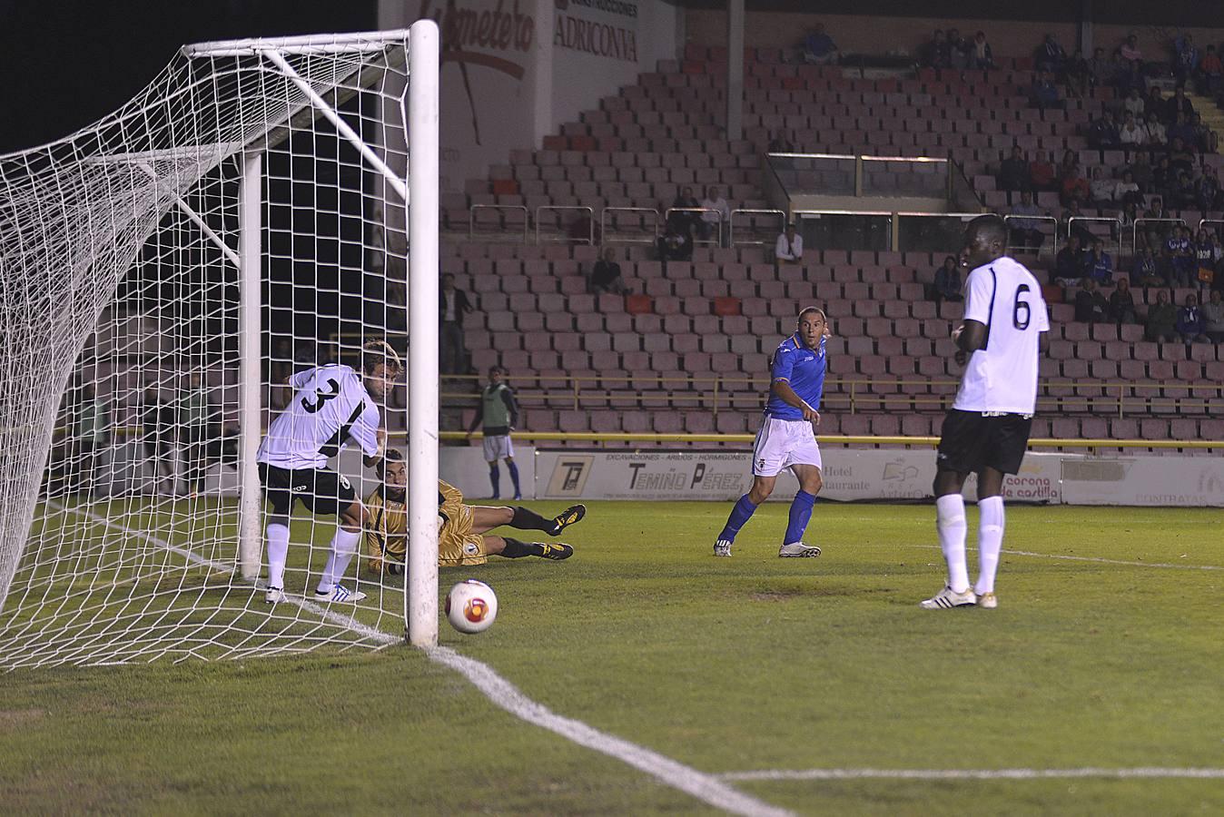 Burgos 1 - 2 Real Oviedo