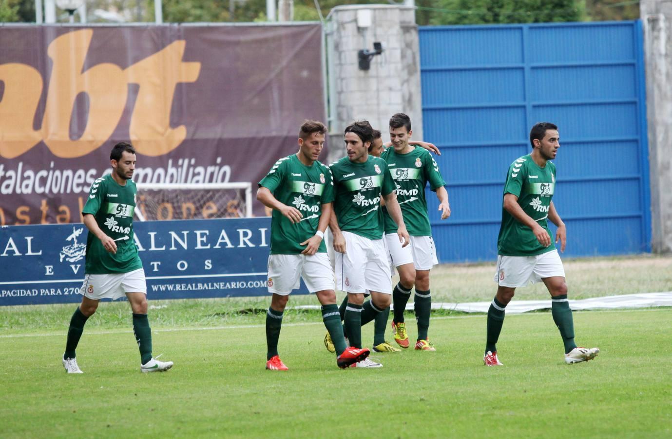Real Avilés 1 - 1 Cultural Leonesa
