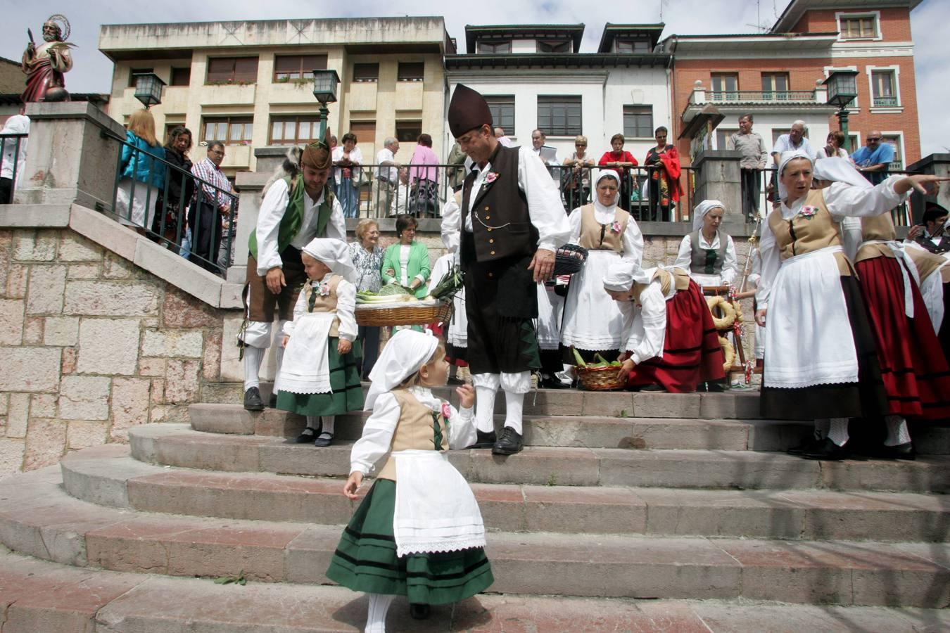 Fiestas patronales de San Bartolomé en Nava