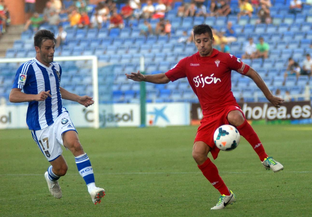 Recreativo de Huelva 1 - 1 Sporting