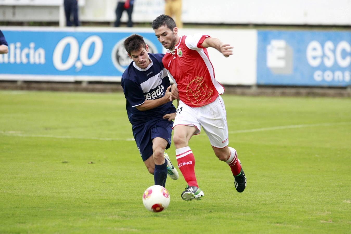 Marino Luanco 1 - 1 Real Racing Club