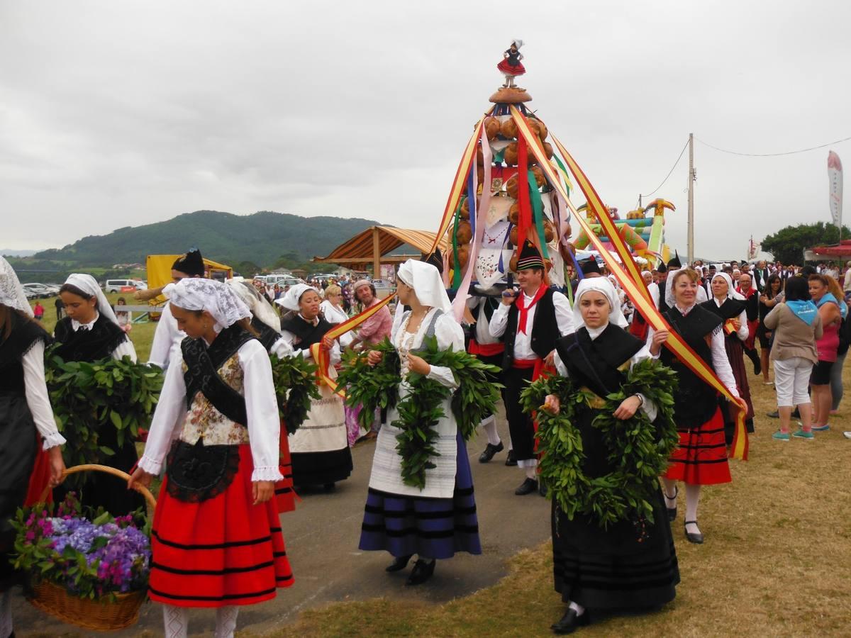 Fiesta de La Regalina en Cadavedo