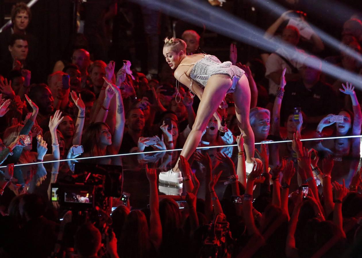 Las actuaciones de los MTV Video Music Awards