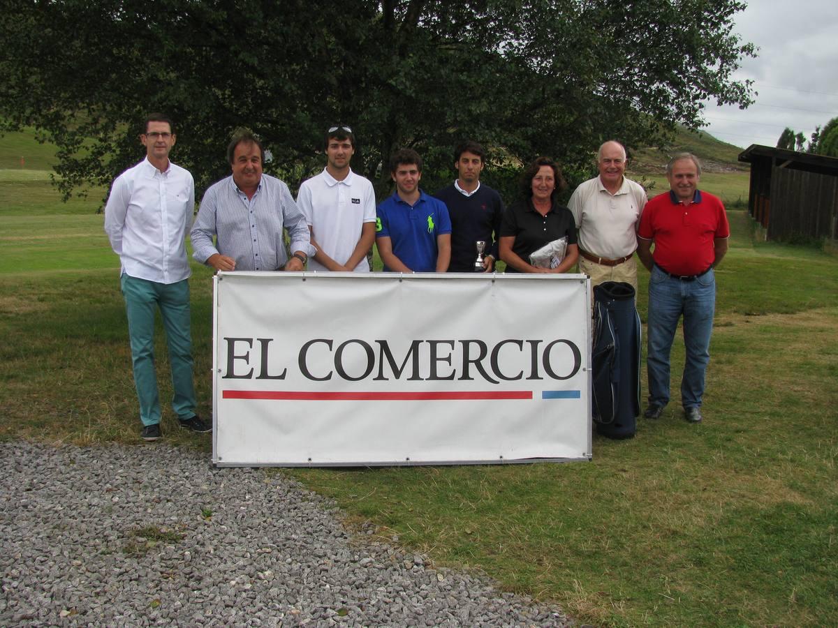 XVII Trofeo de Golf EL COMERCIO: La Rasa de Berbes - Ribadesella