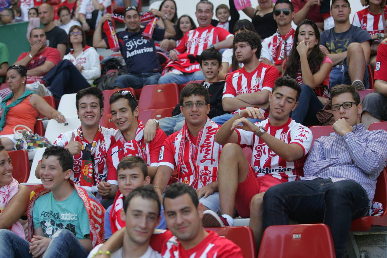 ¿Estuviste en el Sporting-Mallorca? ¡Búscate!