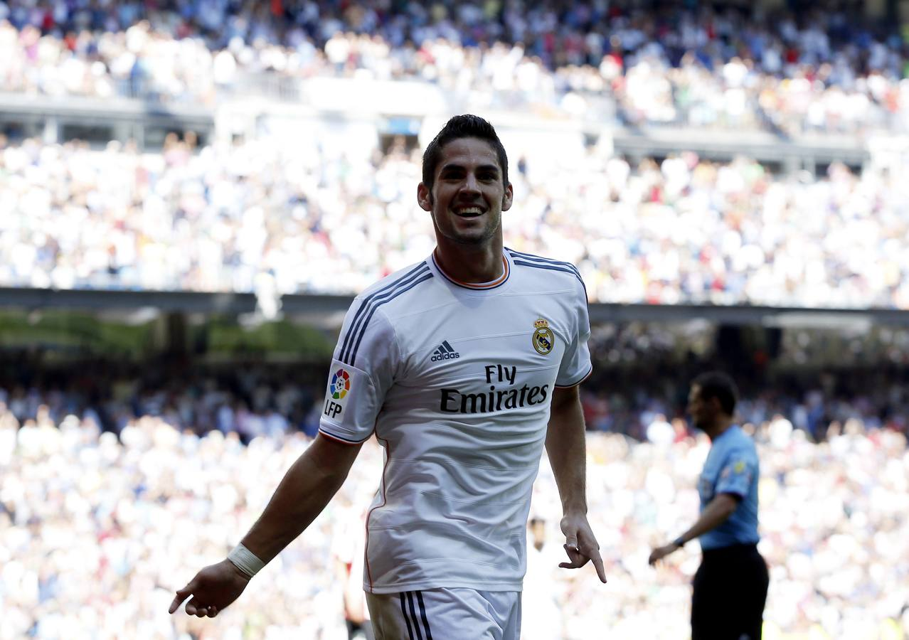 El Real Madrid se impone al Athletic