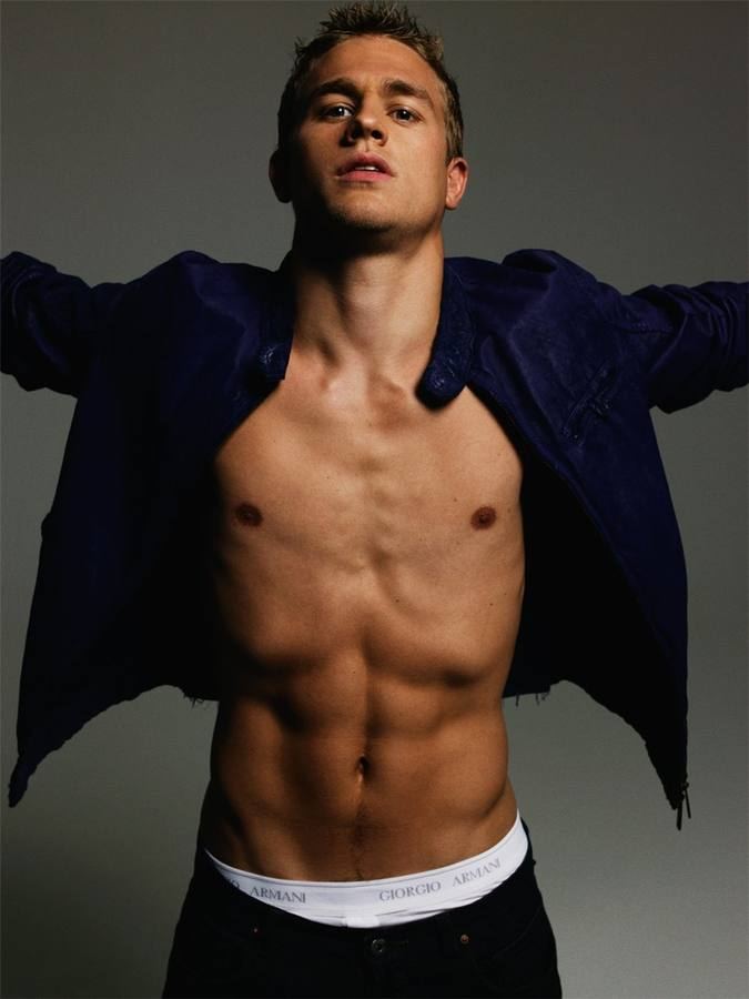 Así es Charlie Hunnam, el sexy actor que interpretará a Christian Grey