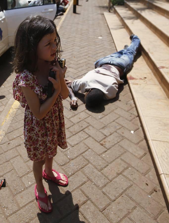 Matanza en Nairobi