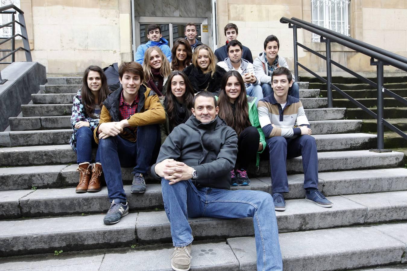 Así son los participantes de la primera edición de STARTinnova