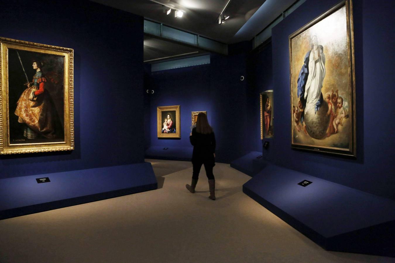 63 obras de la colección Masaveu se exponen en Madrid