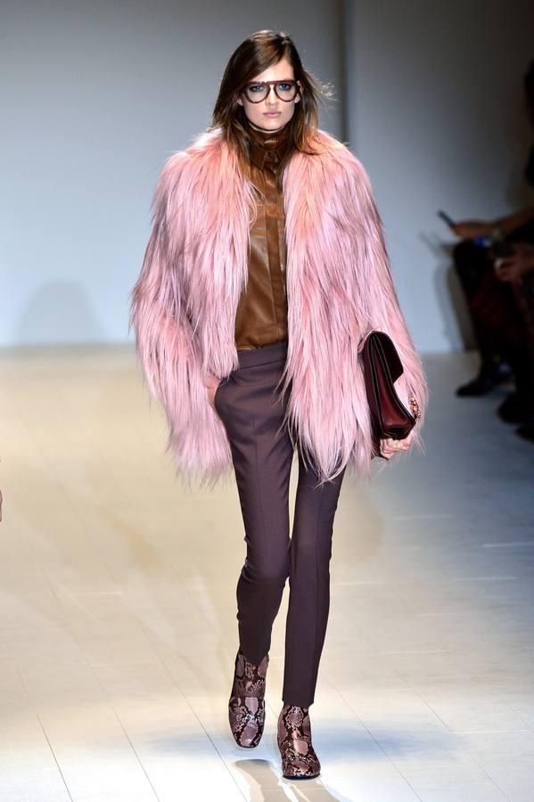 Gucci en la pasarela de Milán - otoño/invierno 2014/15