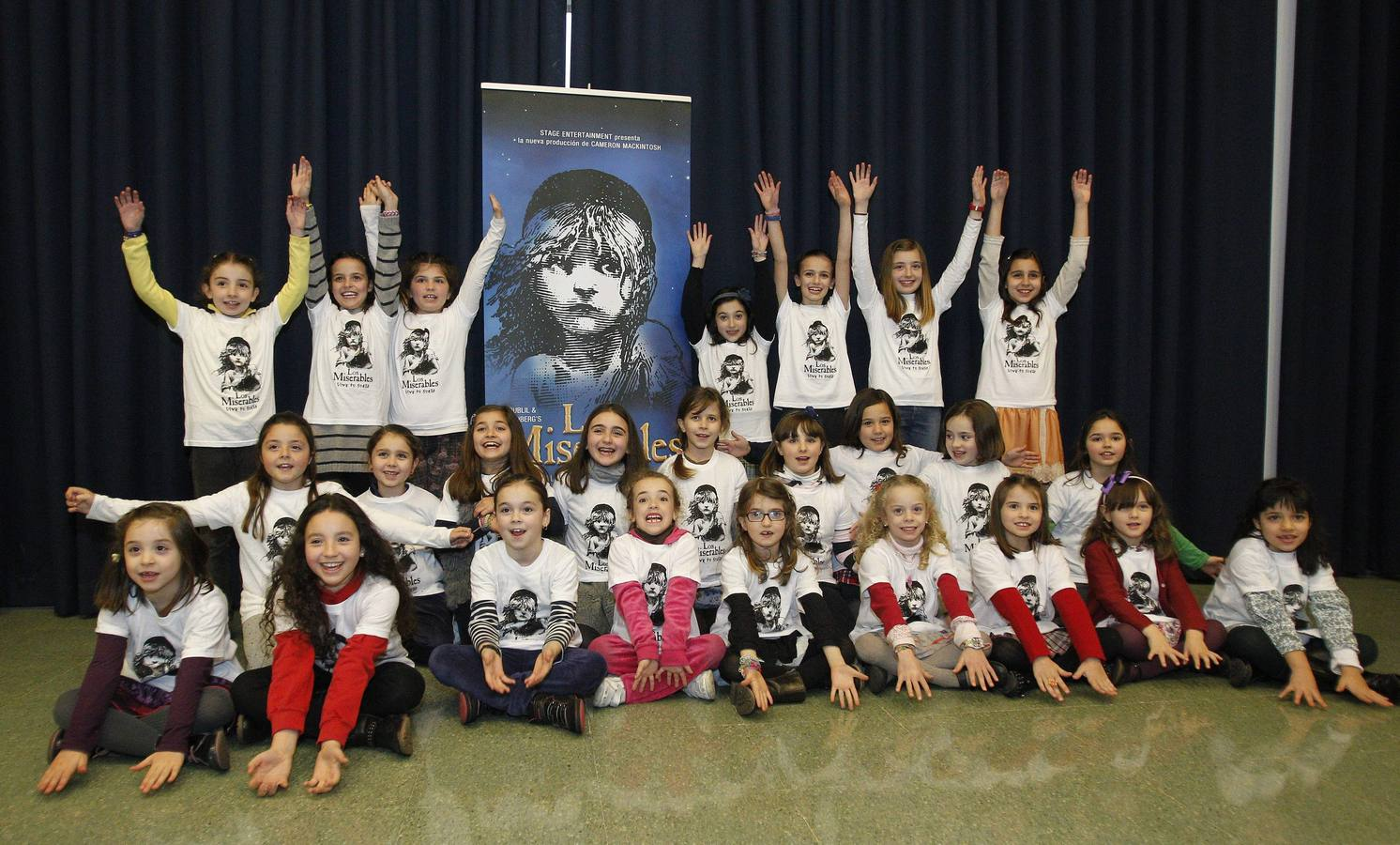 Casting para 'Los miserables' en Gijón