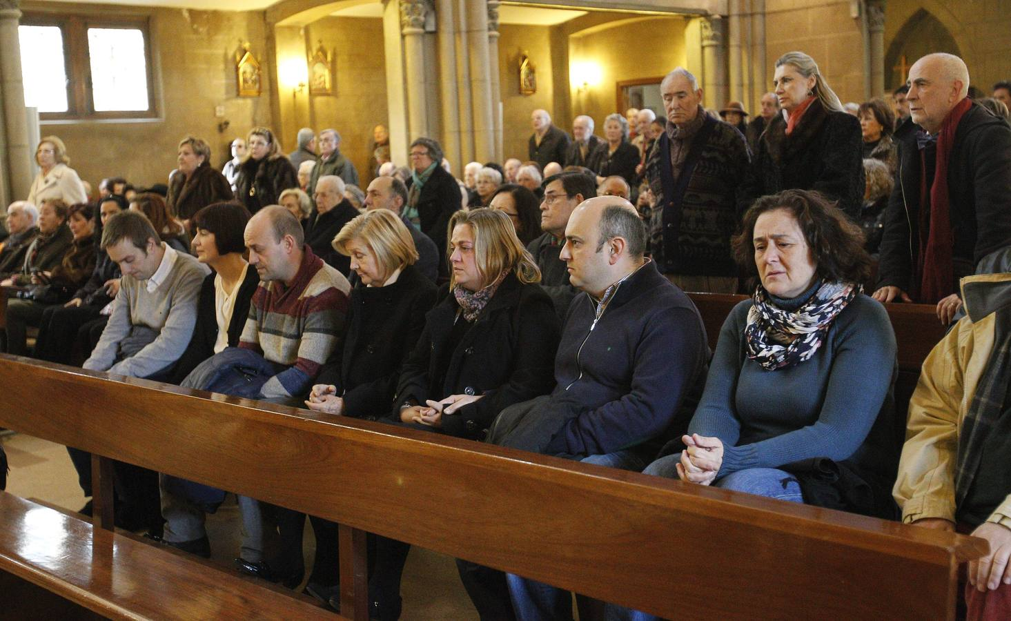Funeral de Juan José Plans