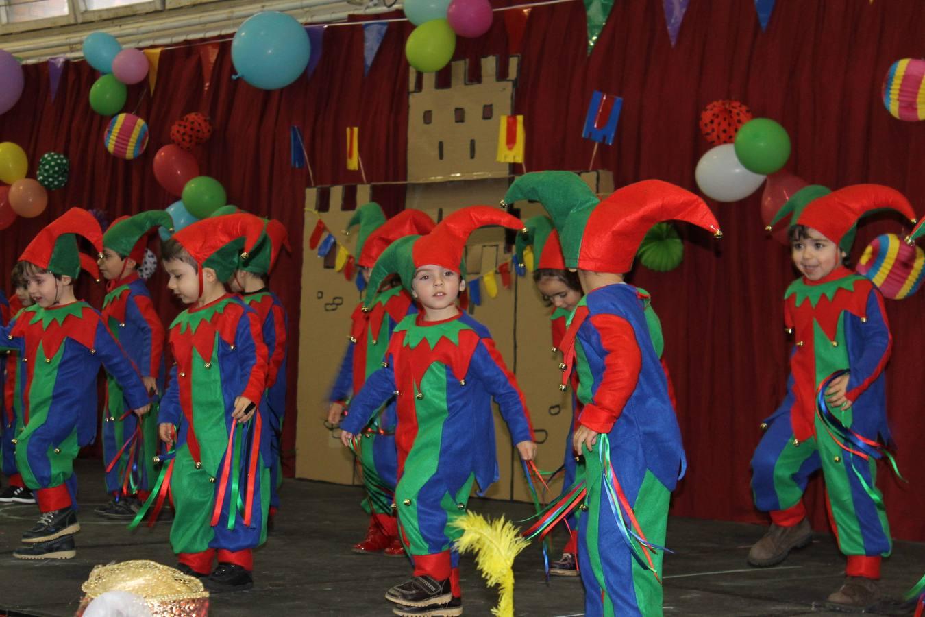 Los colegios gijoneses celebran el Carnaval