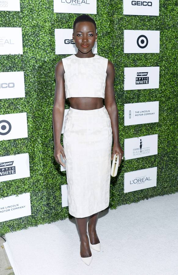 Lupita Nyong'o, la nueva reina de la alfombra roja