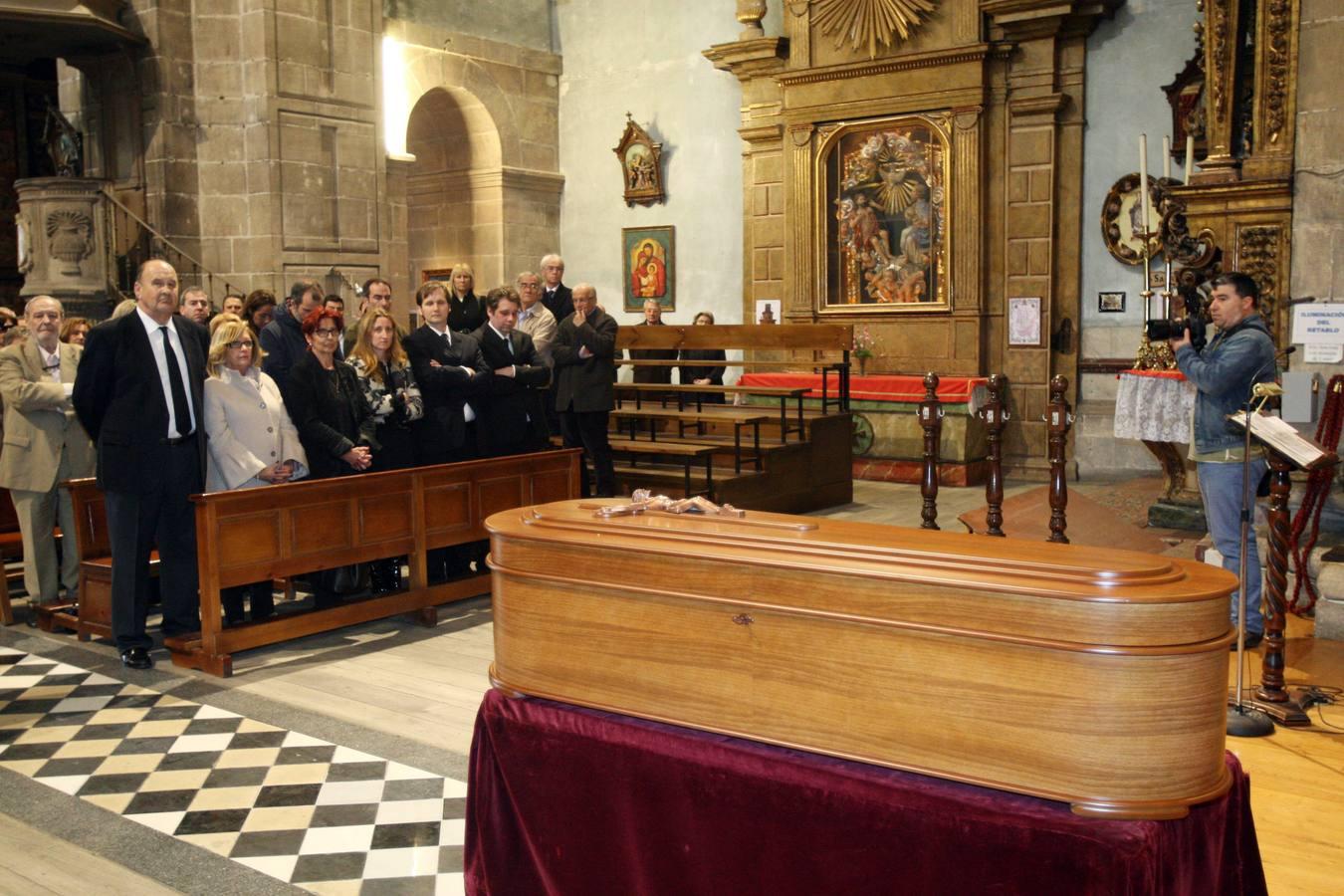 Asturias despide a Faustino F. Álvarez