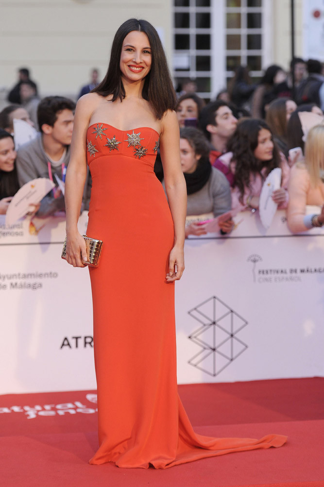 Los vestidos de la clausura del Festival de Cine de Málaga