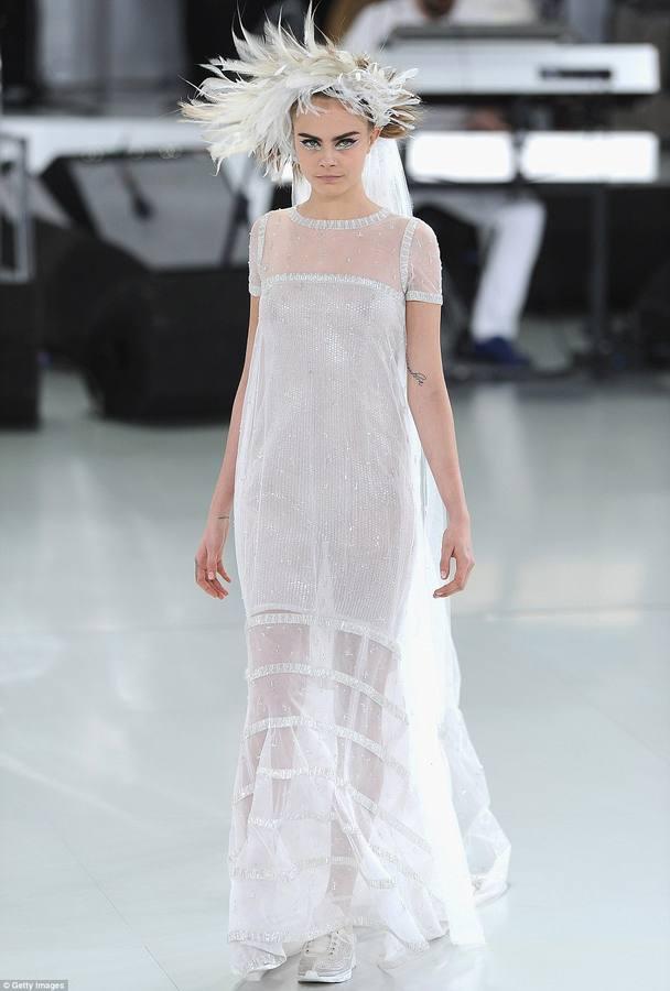 Cara Delevingne, la nueva Kate Moss