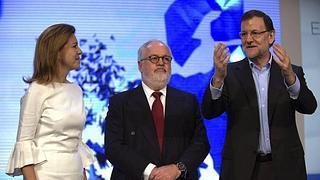 Rajoy presenta en Toledo la lista del PP para las elecciones europeas
