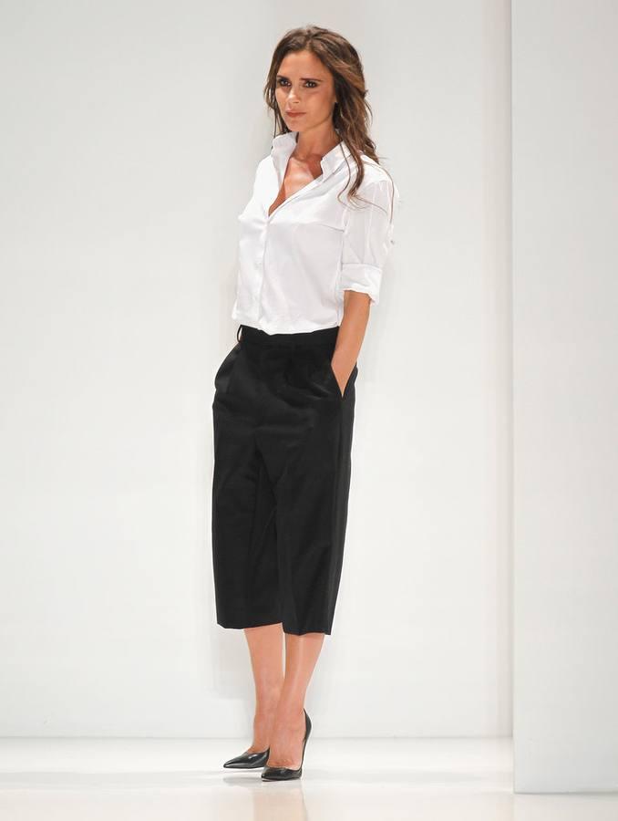 Victoria Beckham, de 'spice' pija a diseñadora de éxito