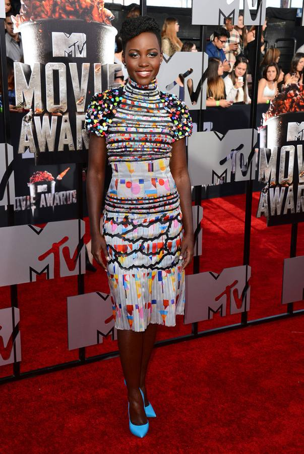 La alfombra roja de los MTV Movie Awards