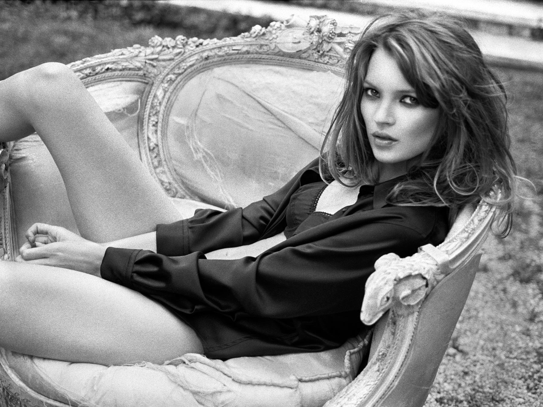 Las mejores fotografías de Kate Moss